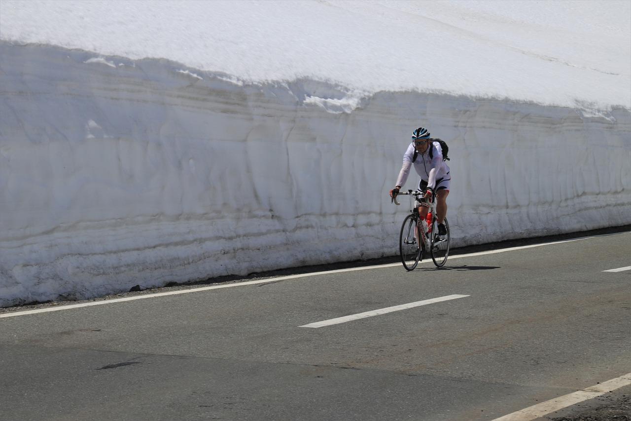 cyclisme Morzine